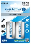 2x everActive R14/C Ni-MH 3500 mAh ready to use